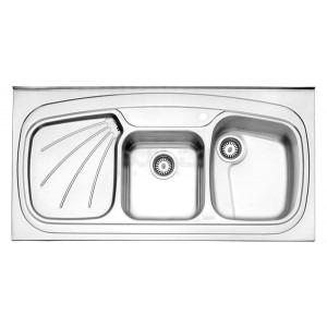 سینک استیل البرز مدل 60-614