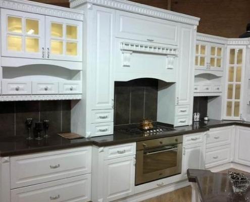 کابینت آشپزخانه نیوکلاسیک