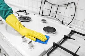 روش تمیز کردن صفحه های چدنی اجاق گاز