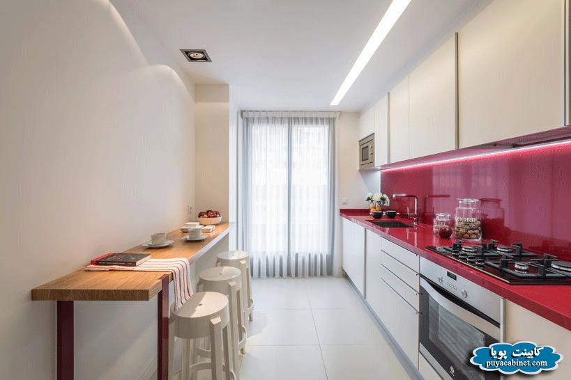 آشپزخانه خطی
