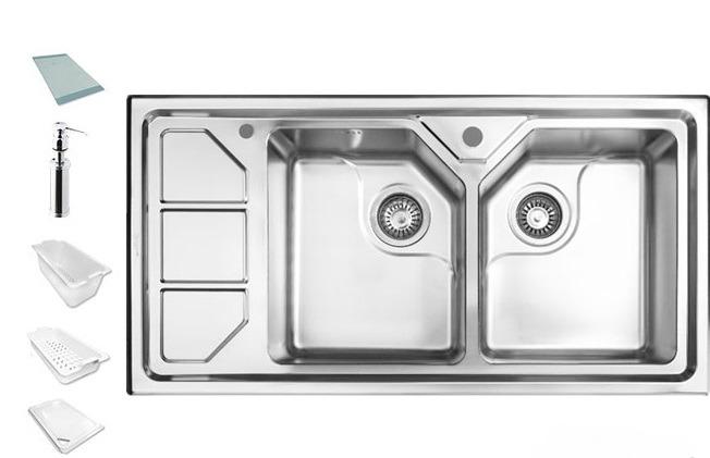 سینک-توکار-آشپزخانه-326-اخوان